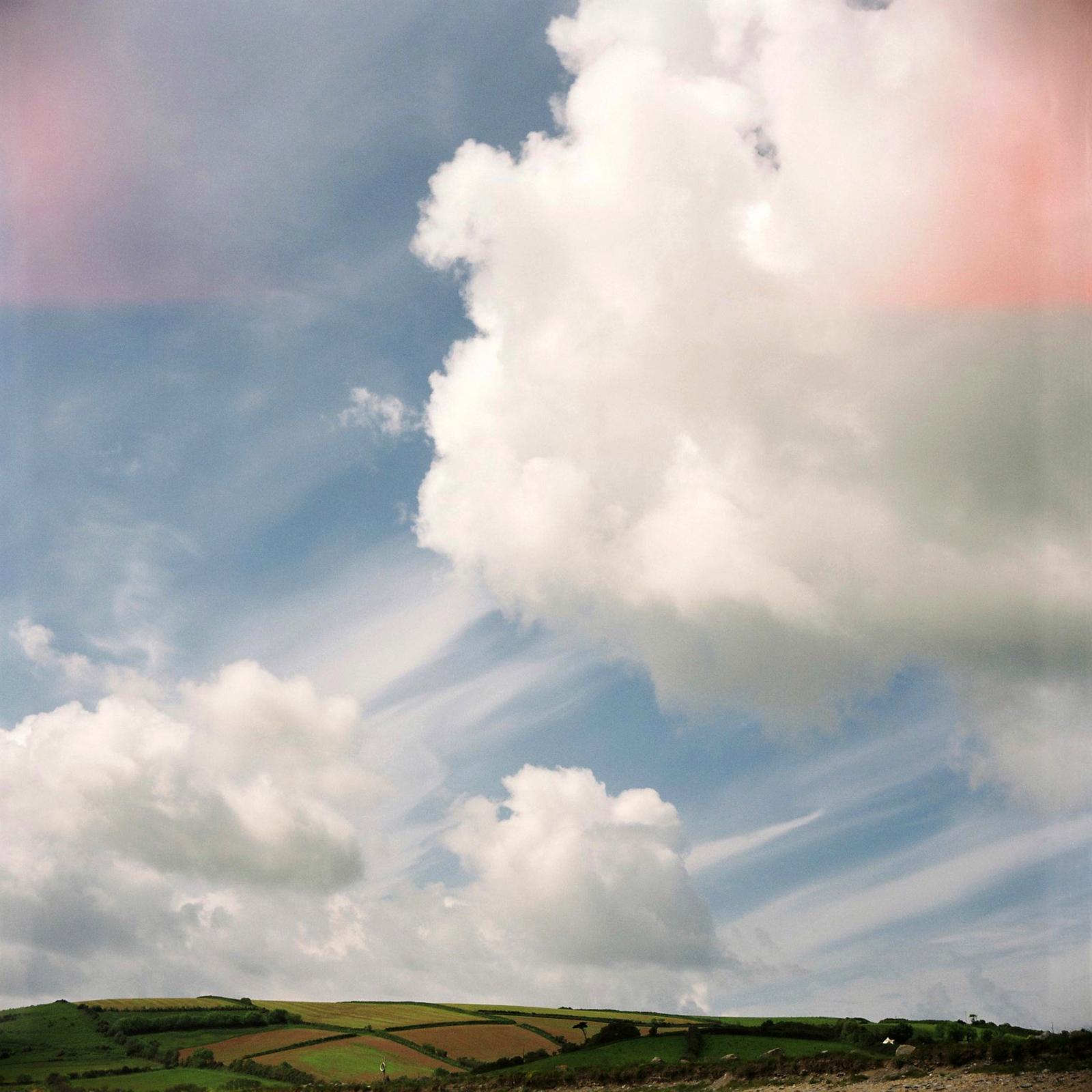 Big sky in Devon, UK © Tanya Clarke 2017