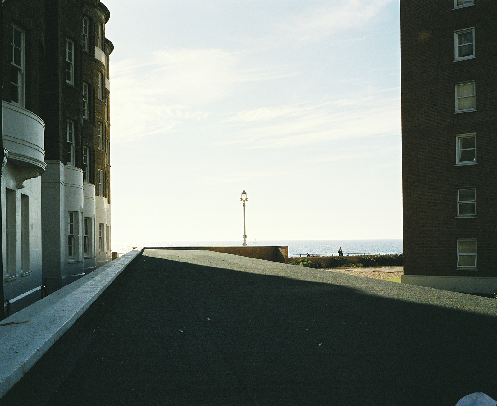 Brighton sea-front, UK 2006