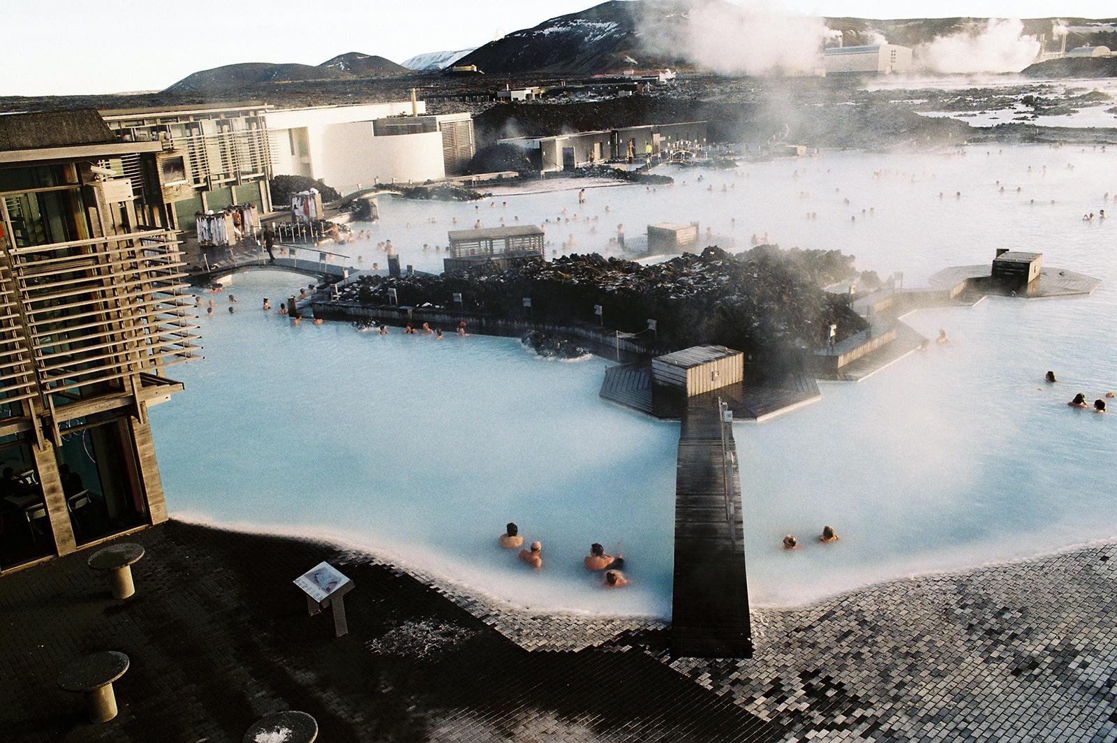 Blue Lagoon Geothermal Spa, Iceland 2014