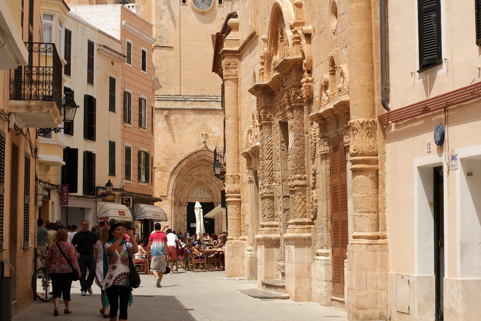 Ciutadella, Menorca, Spain, 2014