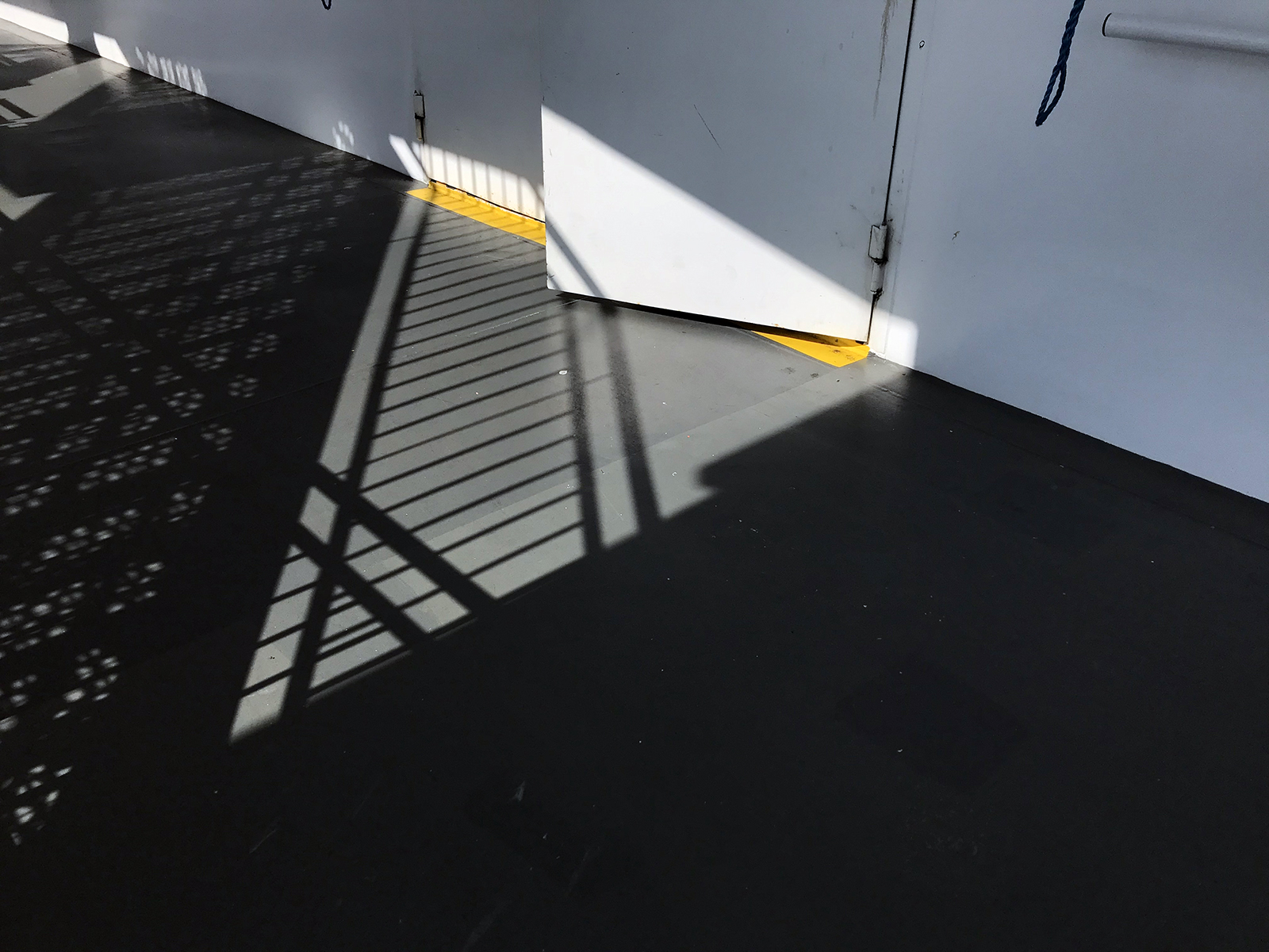 Ground shadows