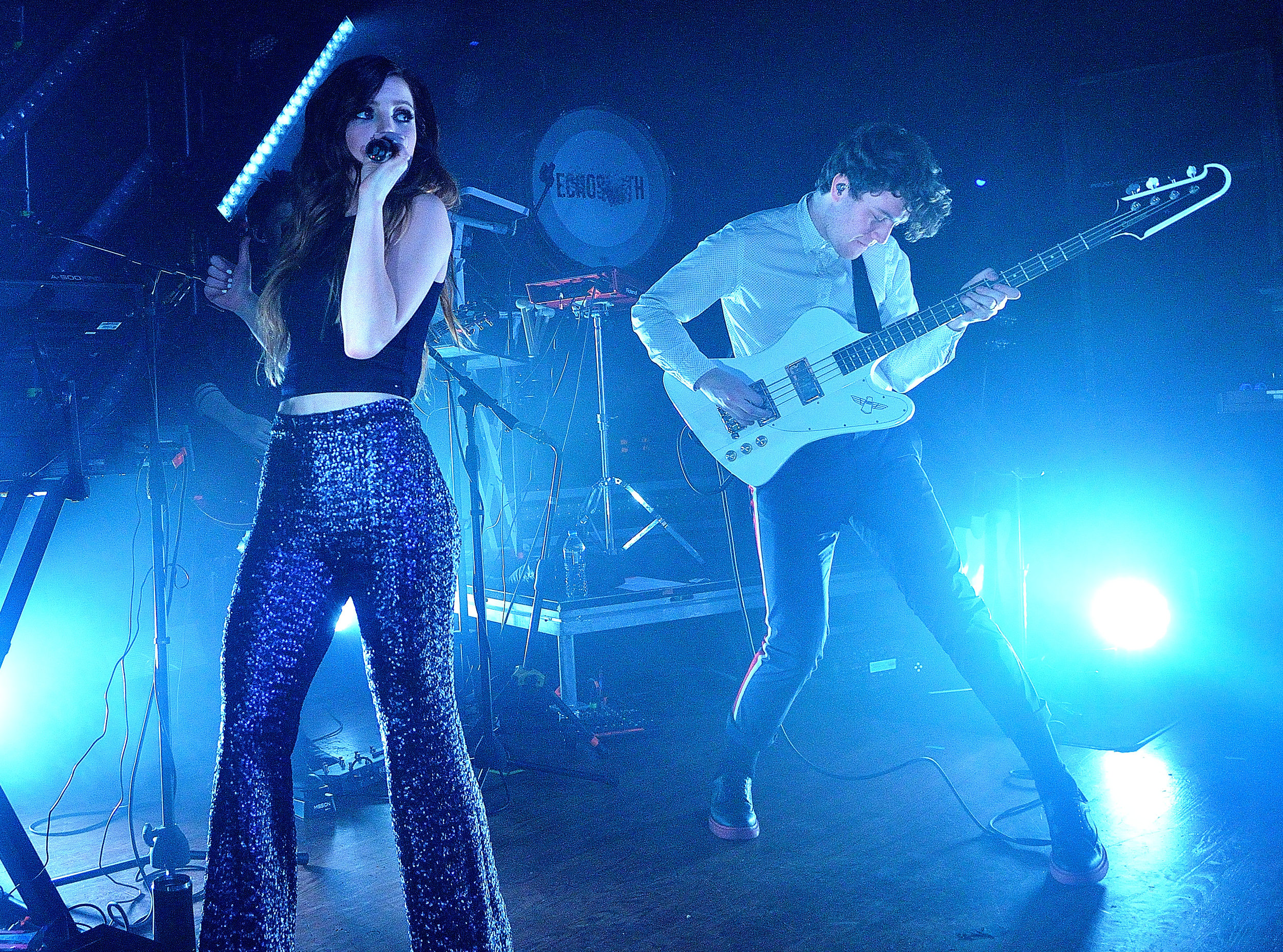 Echosmith   // 2018-04-18 //   Magic Stick   - Detroit, MI // Photos by  Attila Hardy