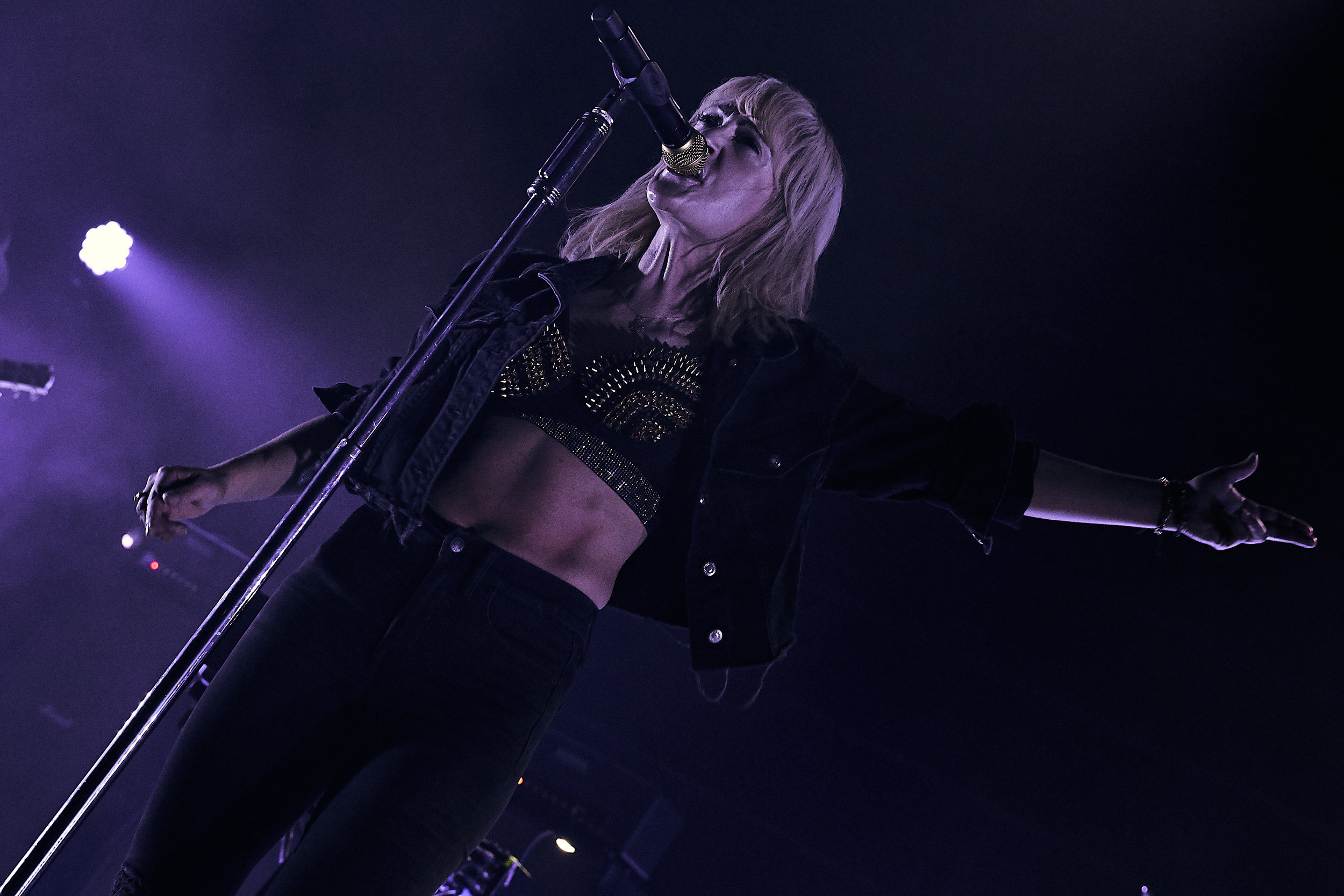 Metric     // 2019-03-25 //   The Fillmore Detroit   - Detroit, MI // Photos by  Attila Hardy