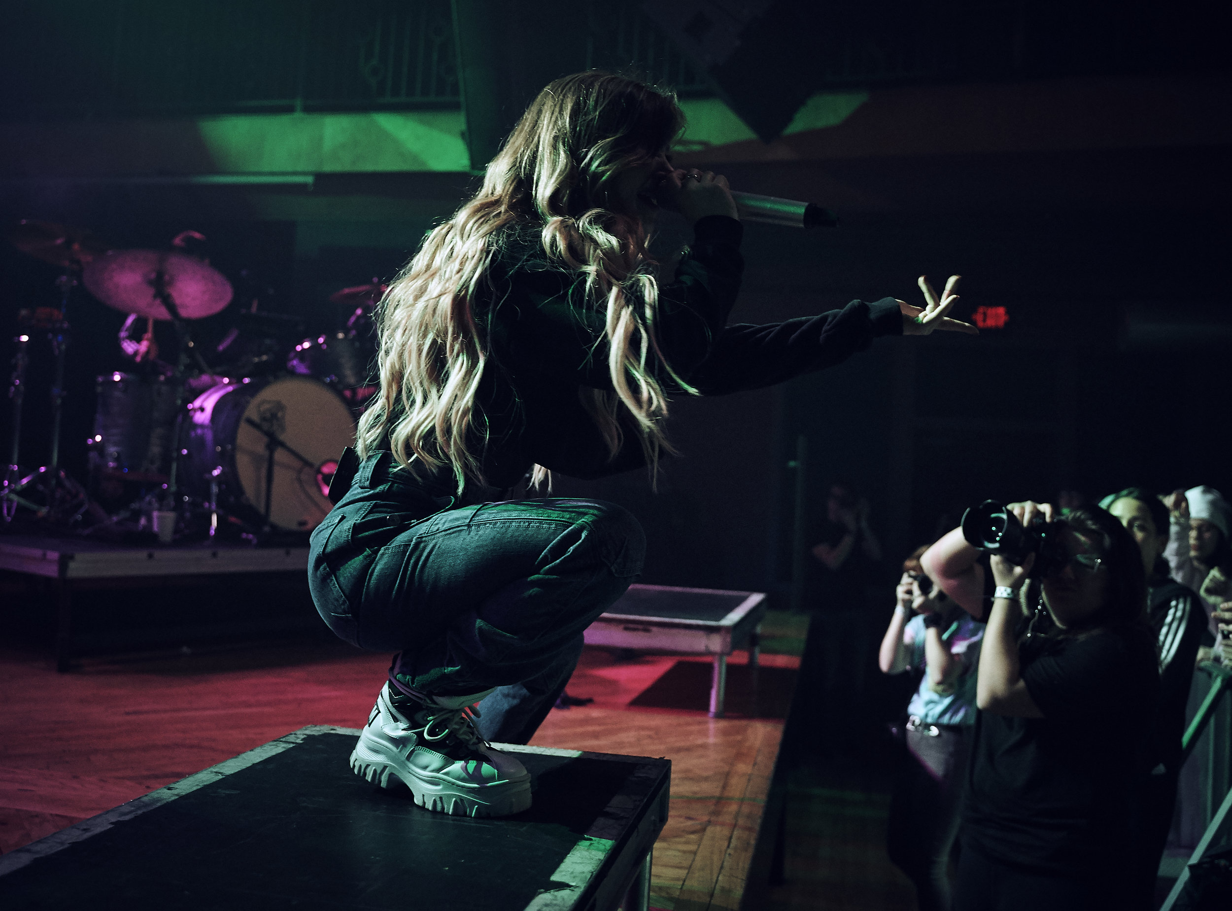 Against The Current     // 2019-04-12 //   The Crofoot Ballroom   - Pontiac, MI // Photos by  Attila Hardy