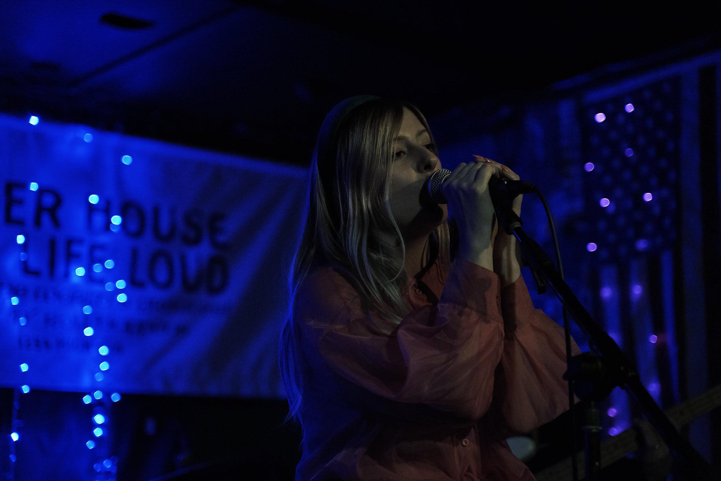 Molly Burch     // 2019-05-17 //   PJ's Lager House   - Detroit, MI // Photos by  Attila Hardy