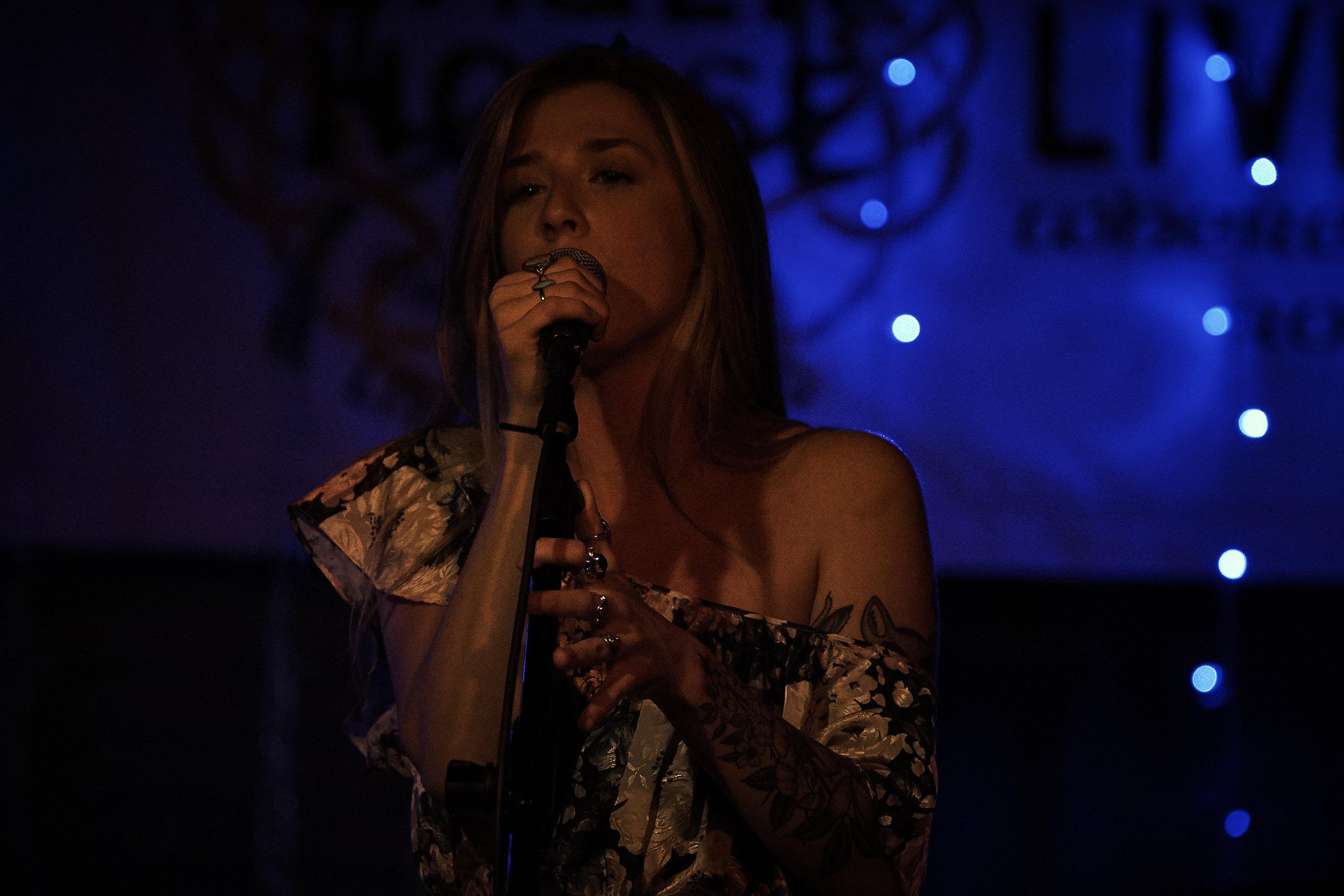 Alyssa Wettlaufer   // 2019-05-17 //   PJ's Lager House   - Detroit, MI // Photos by  Attila Hardy