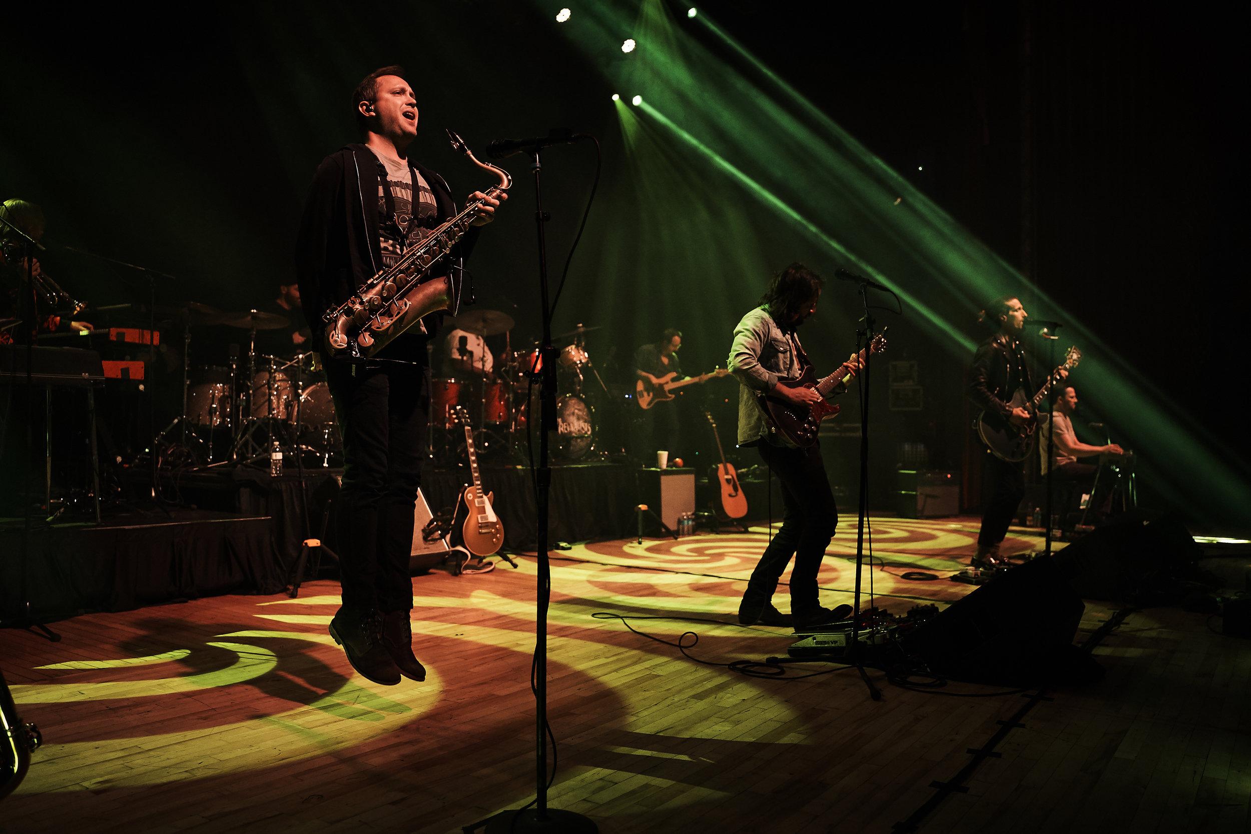 The Revivalists   // 2019-04-20 //   Royal Oak Music Theatre   - Royal Oak, MI // Photos by  Attila Hardy