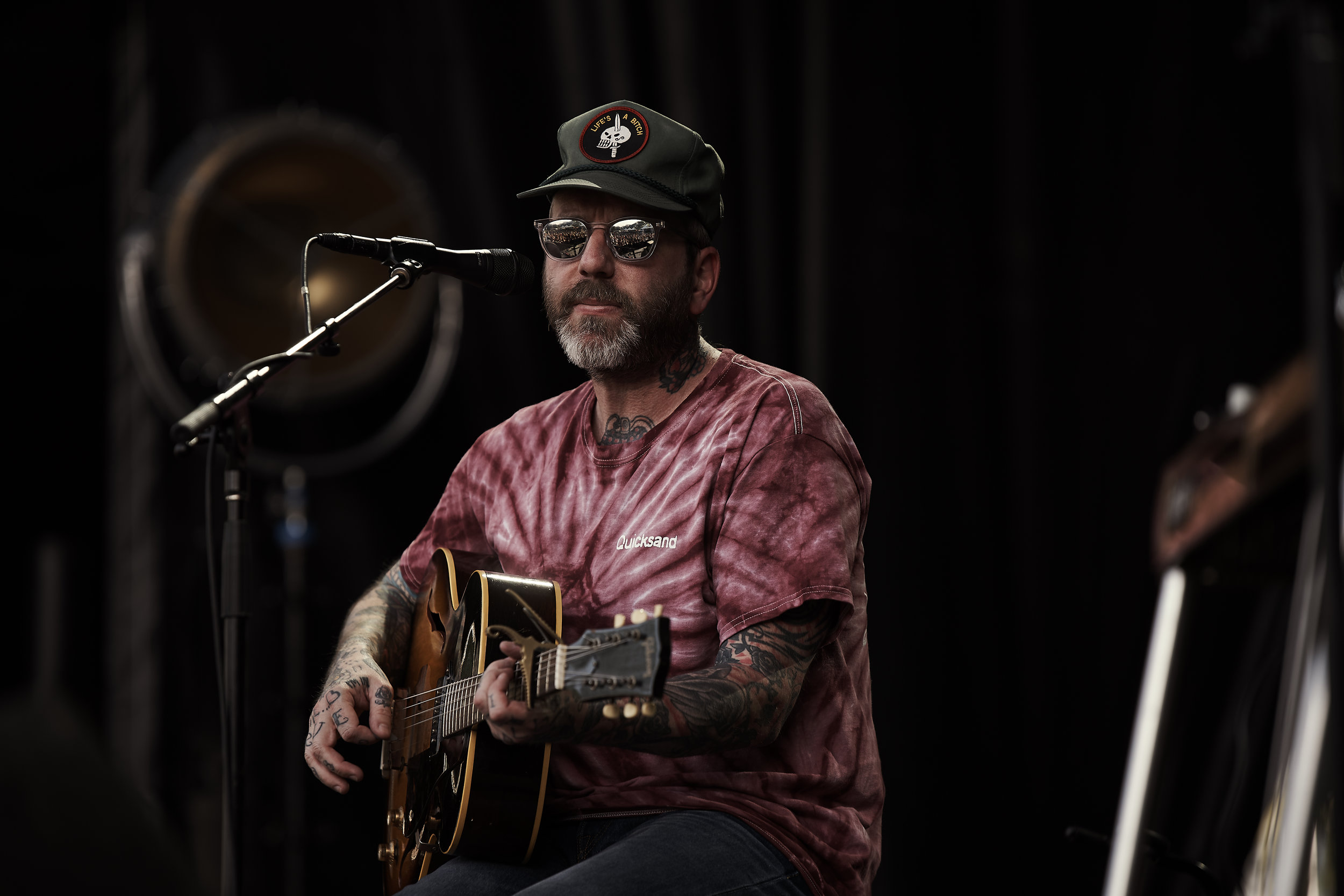 City and Colour     // 2019-06-27 //   Common Ground Music Festival     at    Adado Riverfront Park  - Lansing, MI // Photos by  Attila Hardy