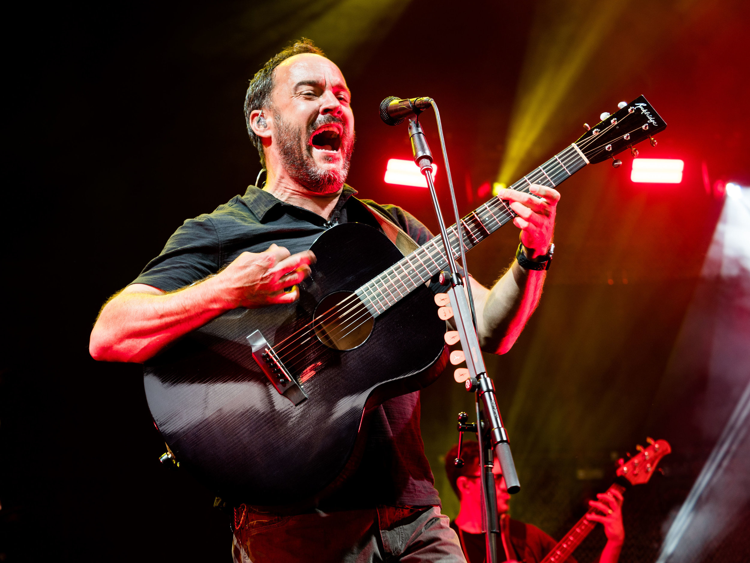 Dave Matthews Band     // 2019-07-09 //   DTE Energy Music Theatre    -  Clarkston, MI // Photos by  Brooke Elizabeth
