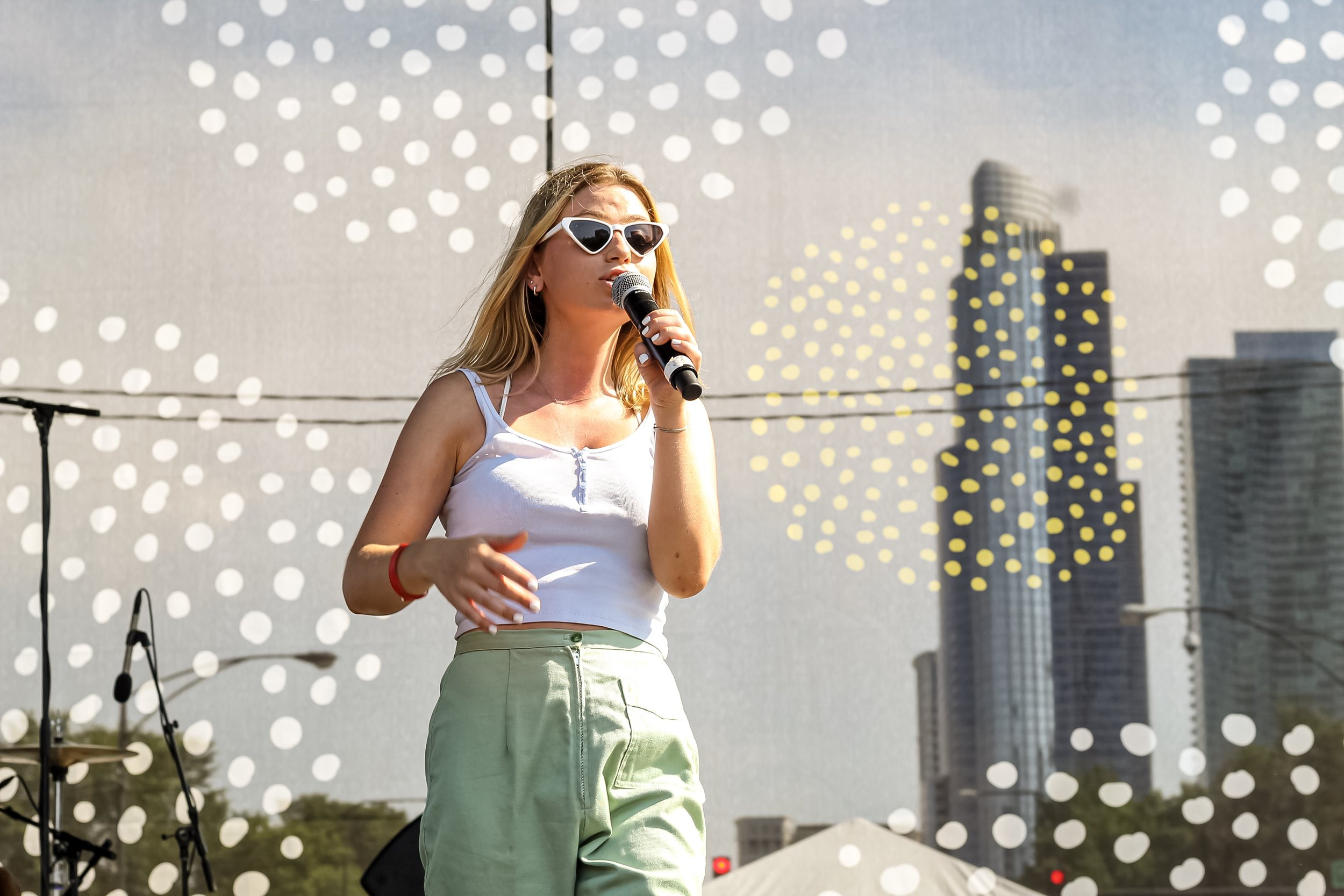 OSTON     // 2019-07-14 //   Taste Of Chicago   -   Grant Park   - Goose Island Stage - Chicago, IL // Photos by  Cristian Castillo