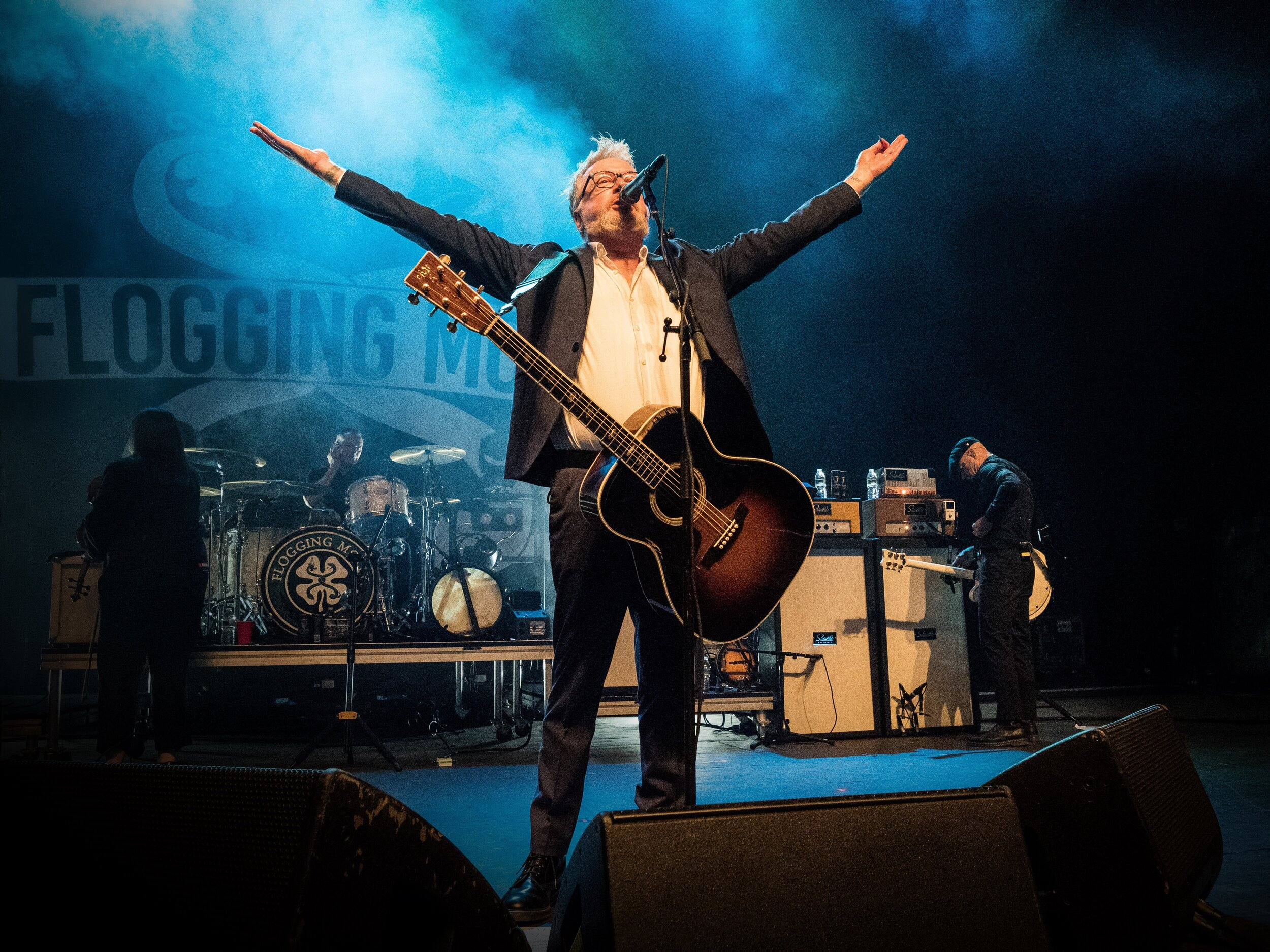Flogging Molly       // 2019-09-06 //   Michigan Lottery Amphitheatre At Freedom Hill    -  Sterling Heights, MI // Photos by  Brooke Elizabeth