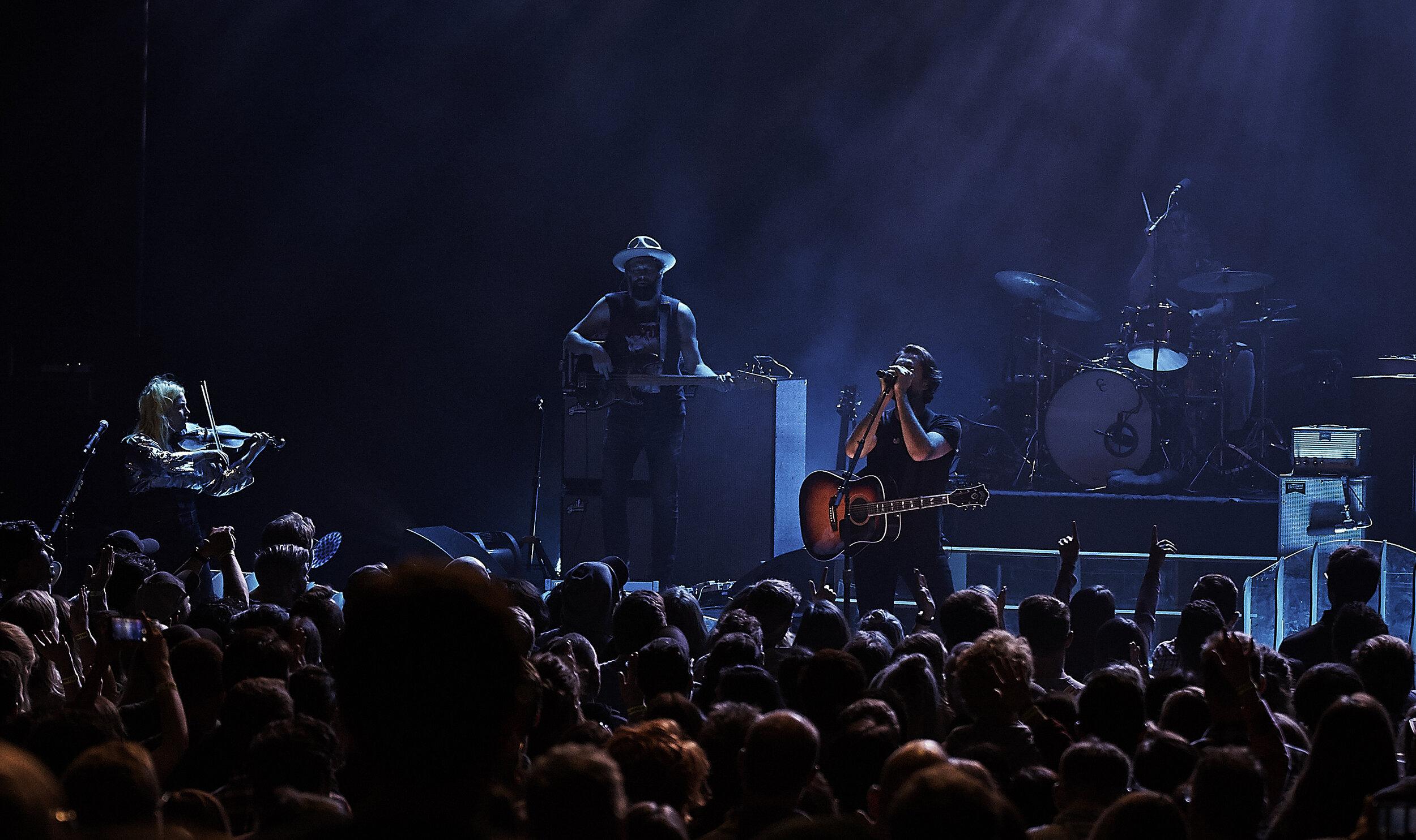 The Head And The Heart     // 2019-10-15 //   The Fillmore    -  Detroit, MI // Photos by  Attila Hardy