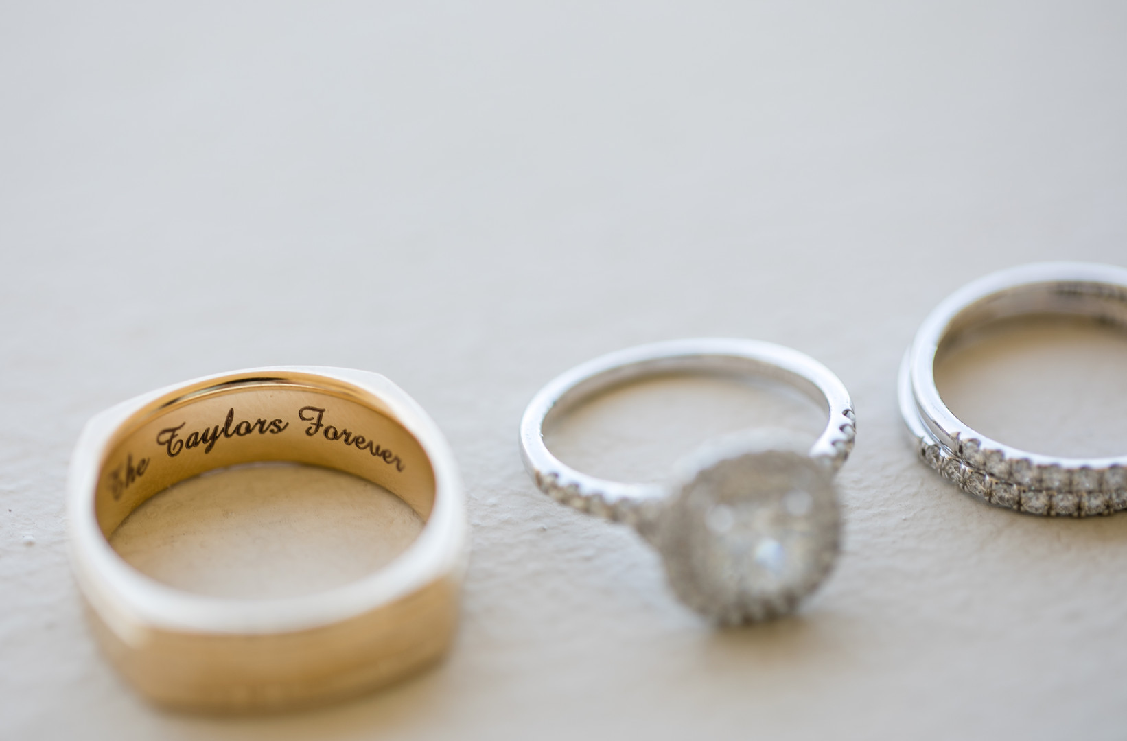 inscription on wedding ring