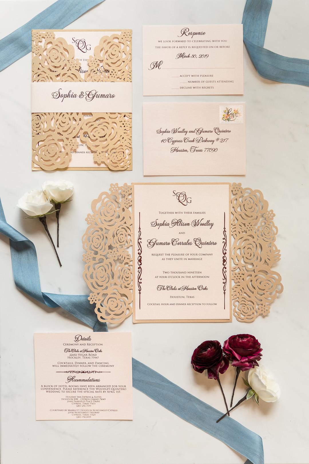 dollie invitations