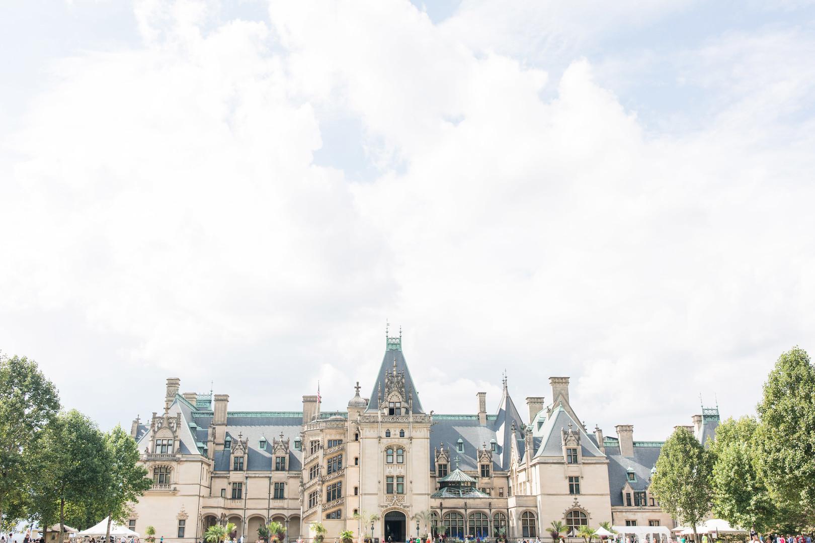 castle style wedding venue