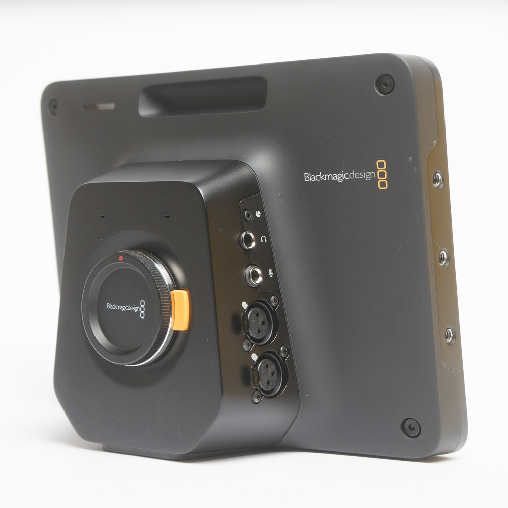 Blackmagic Design Studio Camera Pixity Buy Sell Or Trade In Used Cameras Lenses