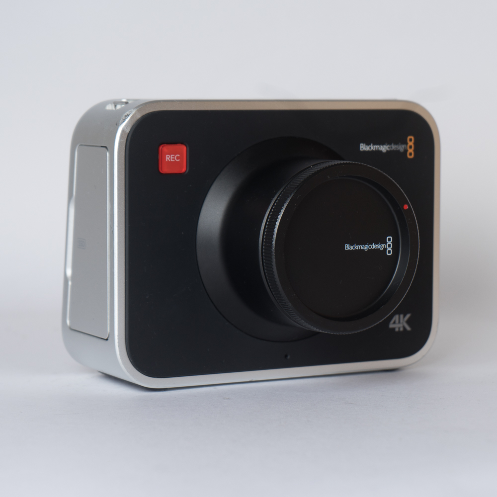 Blackmagic Design Production 4k Super 35mm Cinema Camera Ef Mount Pixity Buy Sell Or Trade In Used Cameras Lenses