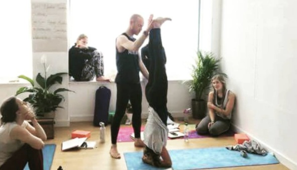 Yoga Teacher Training Edinburgh UK