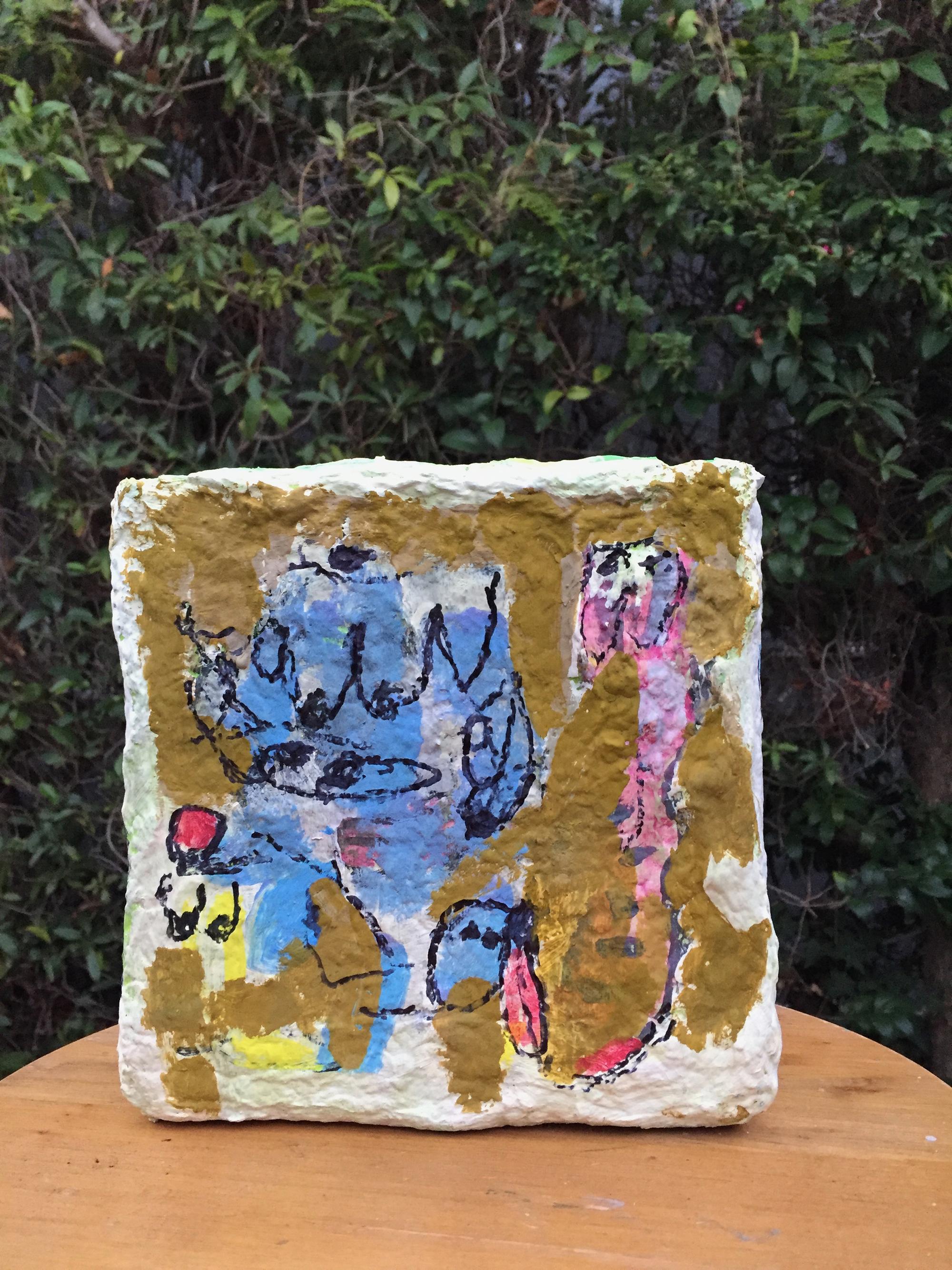Julia_Schwartz_vessel_gouache, sharpie, handmade paper_8x8x3.jpg