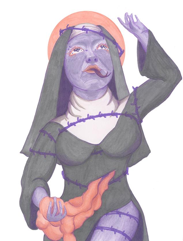 The Manifestation of Sins-Lust