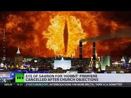 Sauron is a big RT fan