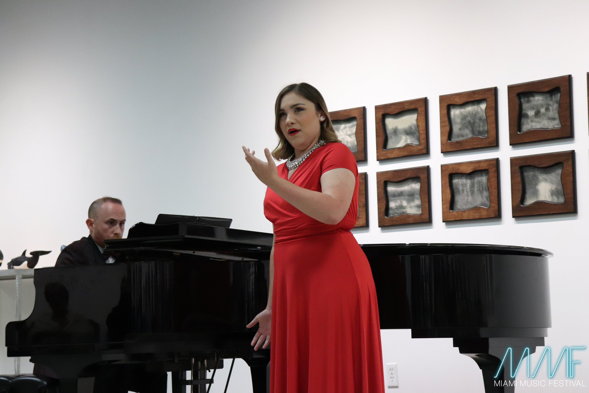 Zarzuela Concert series with the Miami Music Festival, Photo by Angelica Perez
