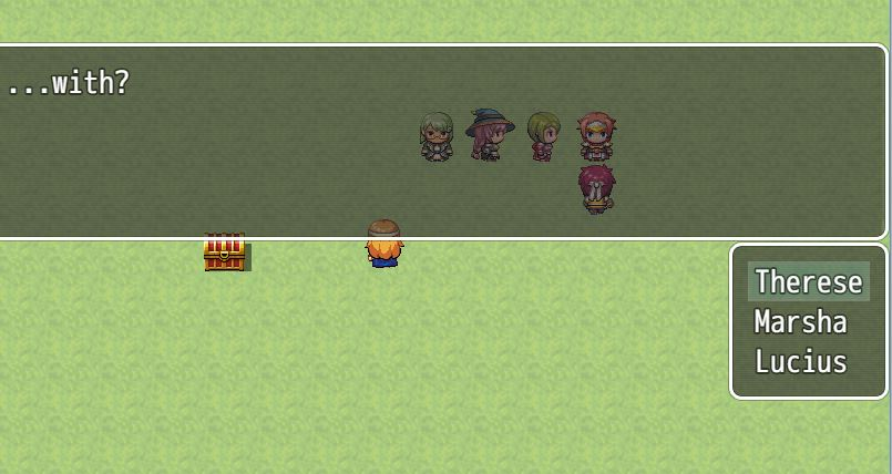 Fully Evented Party Swap for RPG Maker MV — The One-Man Indie
