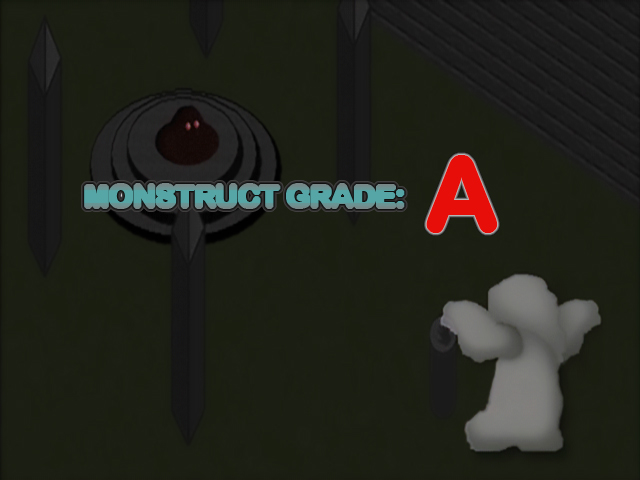 - Monstructs: Makers and Mayhem, uses a unique spin on this by have players getting Inspired to write formulas and then having to find ingredients to create Monstructs.