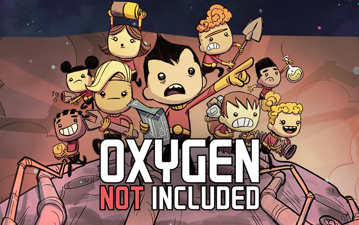 Oxvgen Not Included - After a wandering around Steam EA space, ONI is now in 1.0!