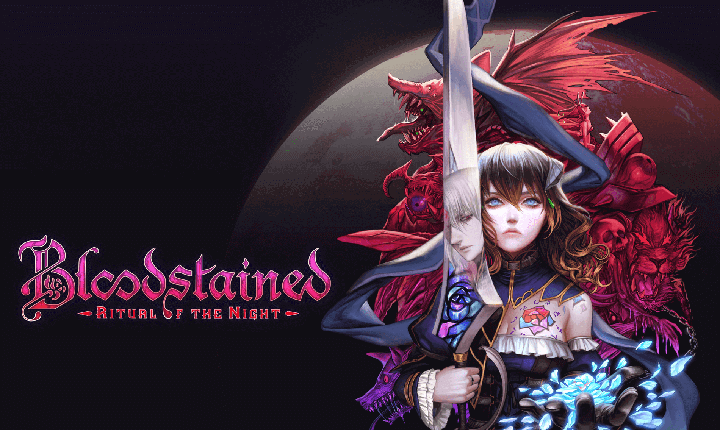 Bloodstained: Ritual of the Night - Designed by Castlevainia's own Koji Igarashi and published by 505 Games.