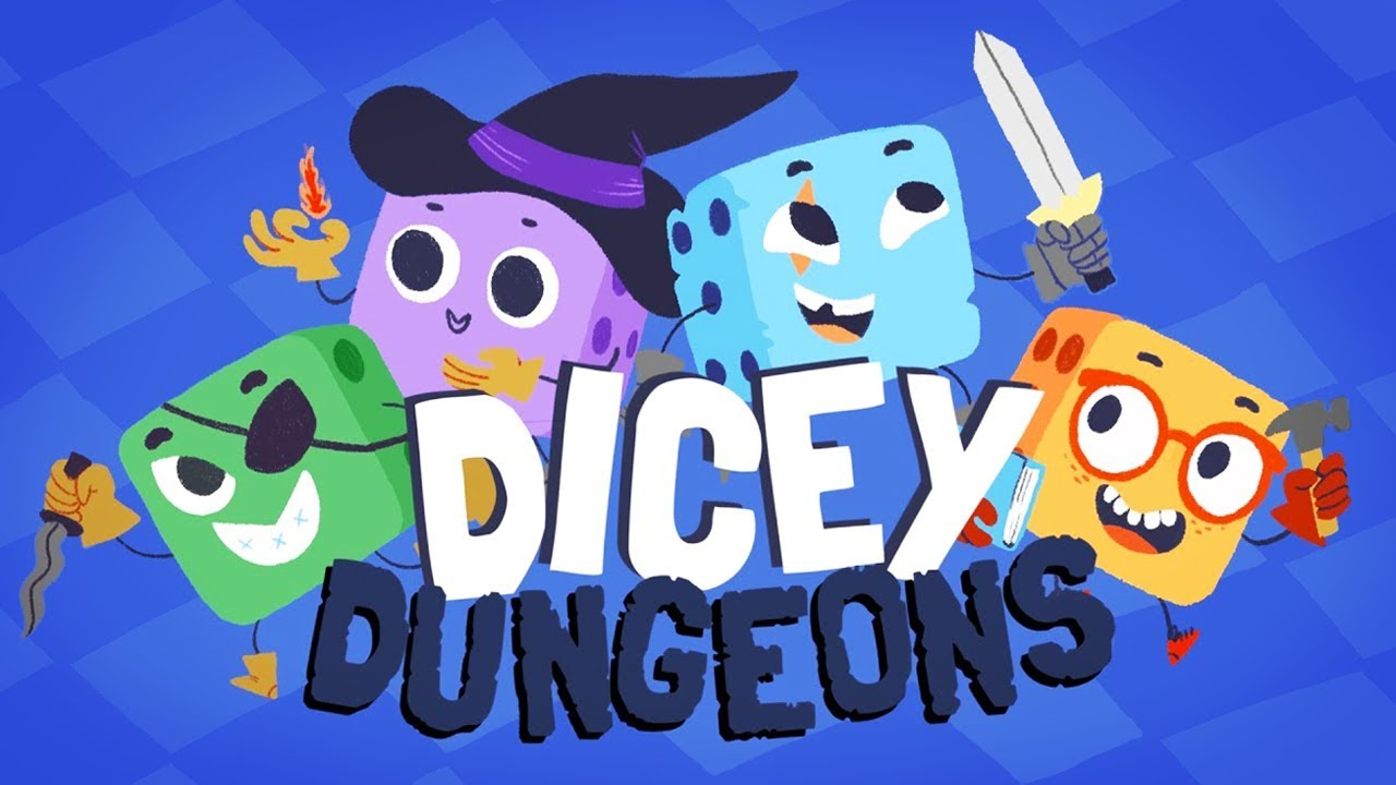 Dicey Dungeons - From Terry Cavanaugh, developer of VVVVVV and Super Hexagon.