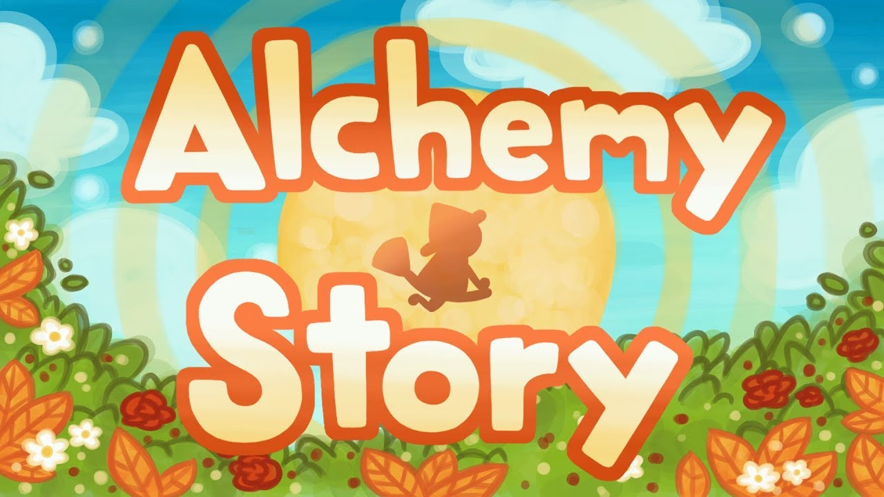 Alchemy Story - The Cutesy(THICC) debut game from Indie Dev, Confused Hamster!