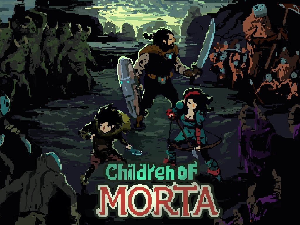 Children of Morta - Slaying evil is just part of this family's business!