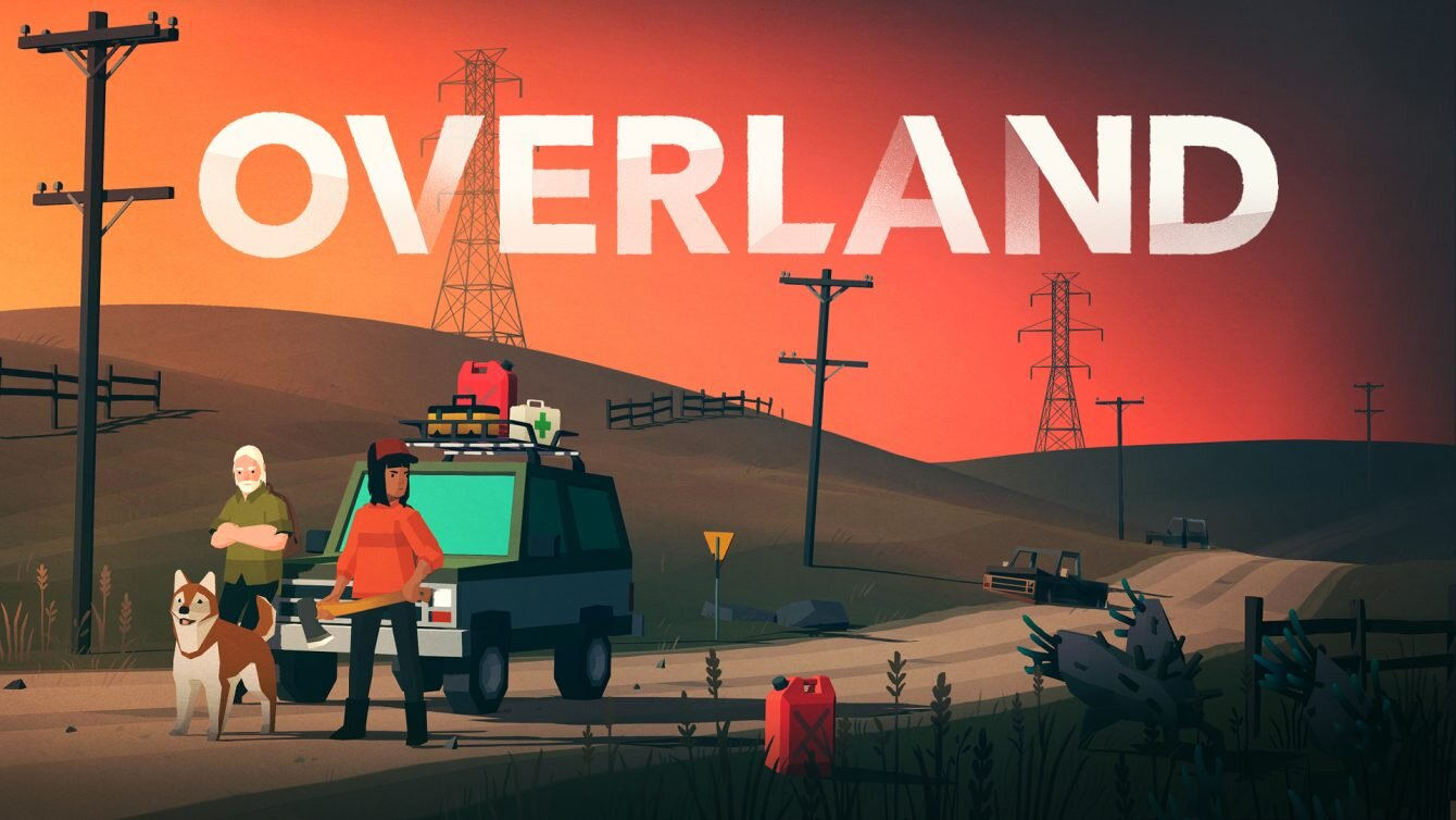 Overland - Brought to you by Finji, who published A Night in the Woods