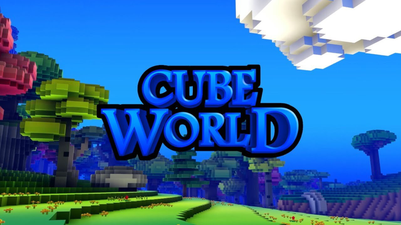 Cube World - Picroma squares up for its big release of it long-awaited masterpiece!