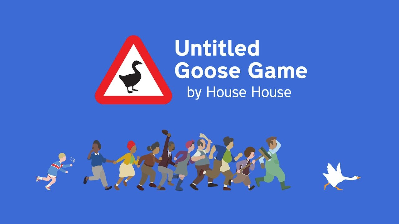 Untitled Goose Game - From the publisher of Firewatch.