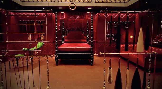 Red rooms?