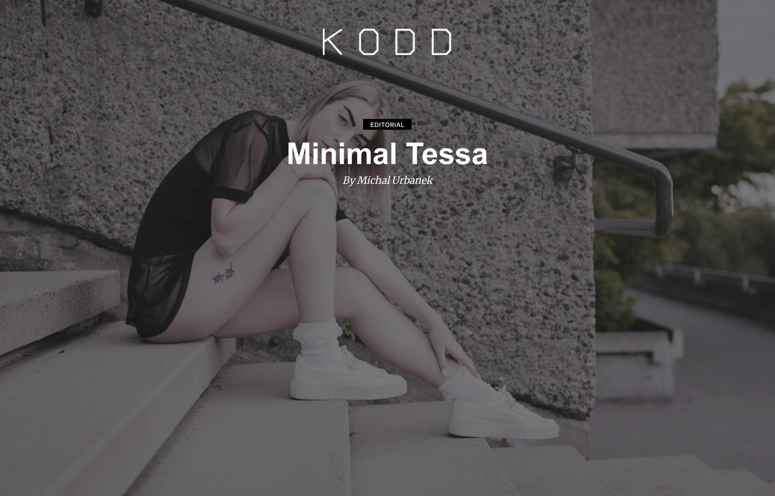 webitorial kodd magazine fashion