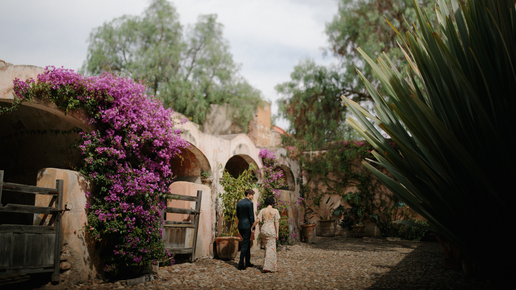 Mindy + Antonia's Bright and Bold Destination Wedding in Mexico
