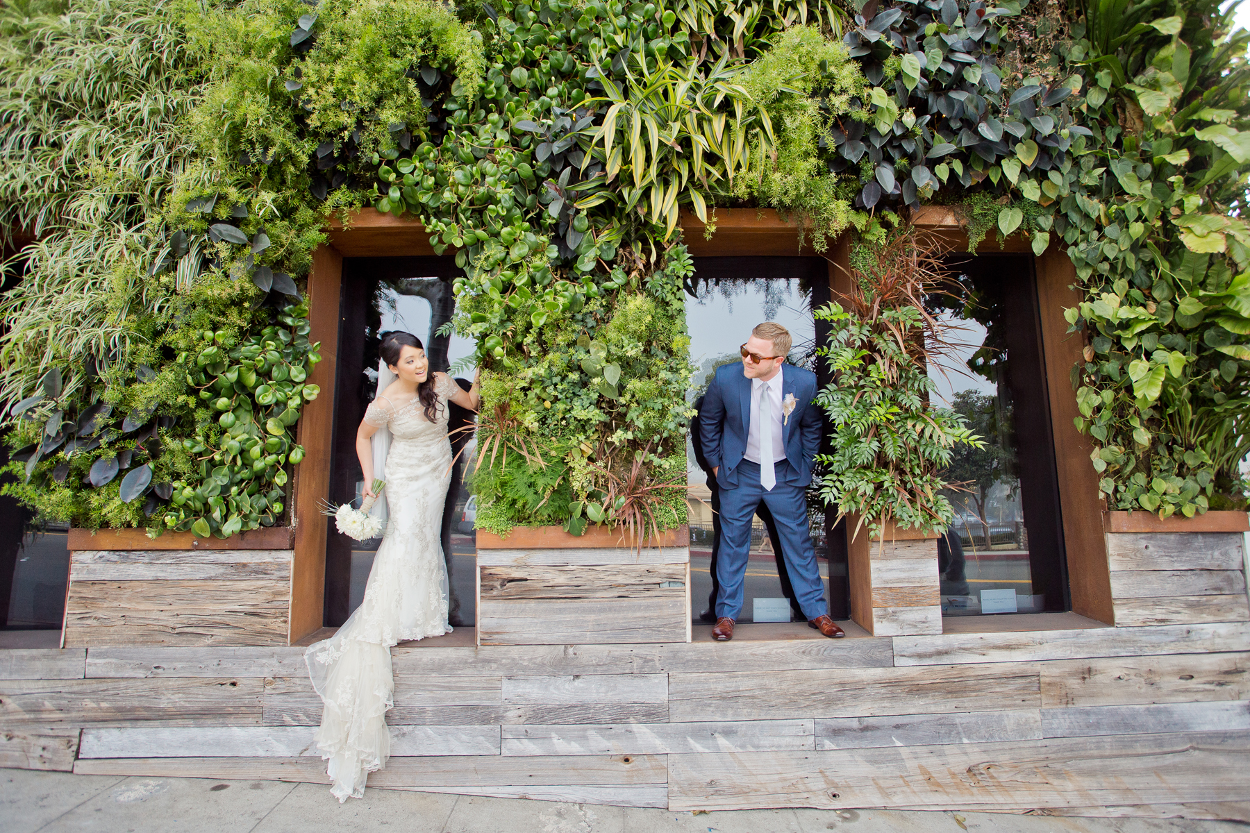 K+K's Charming and Connected Wedding in Laguna Beach
