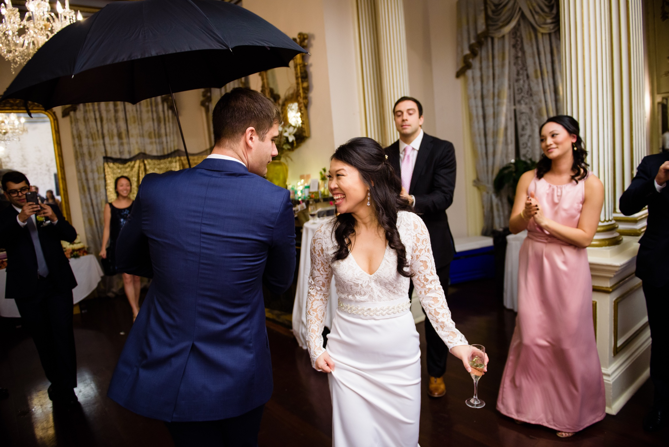 Jonathan + Kim's Magical Mansion Wedding in New Orleans