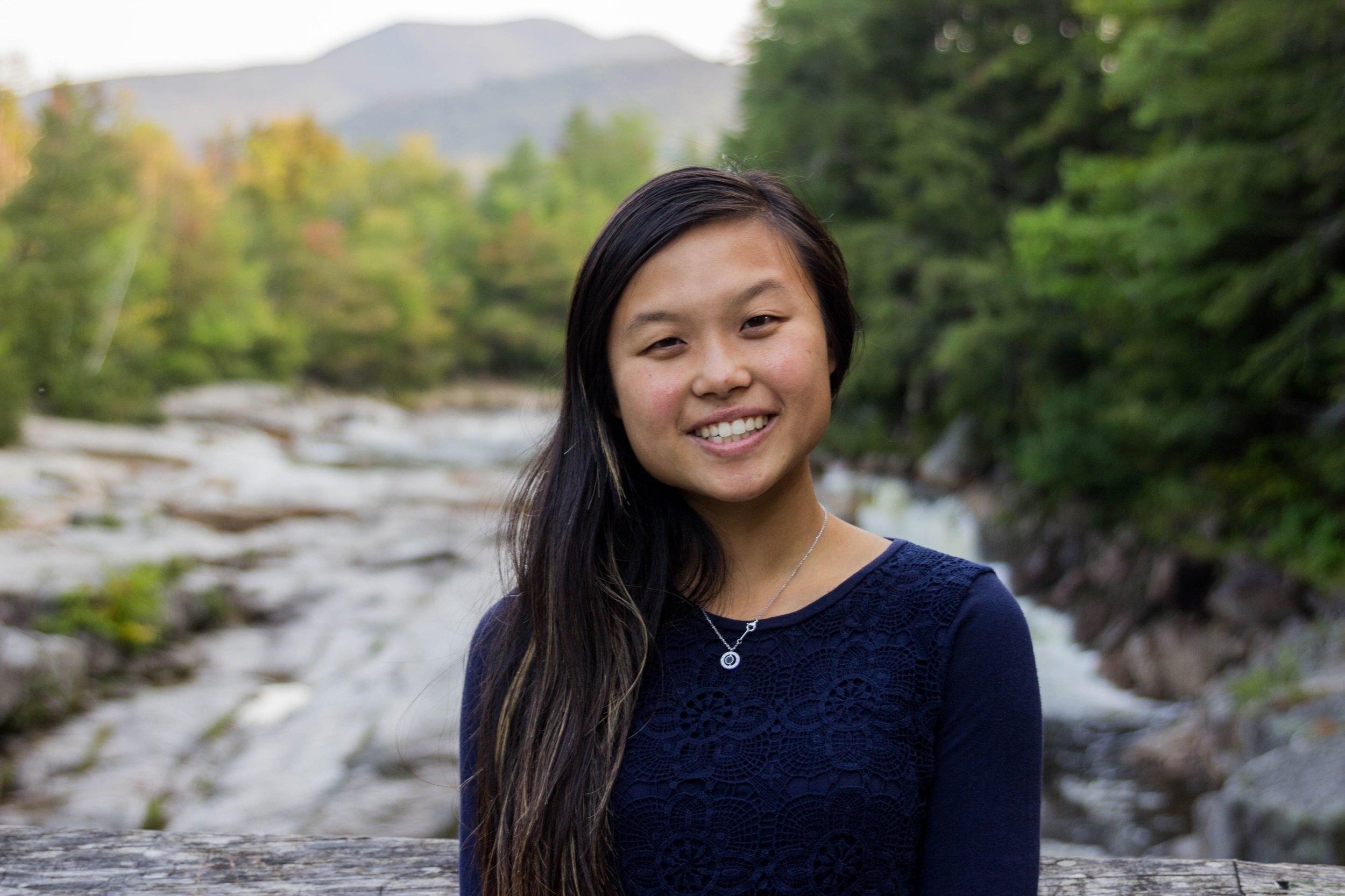 Emily Su (IS '18)