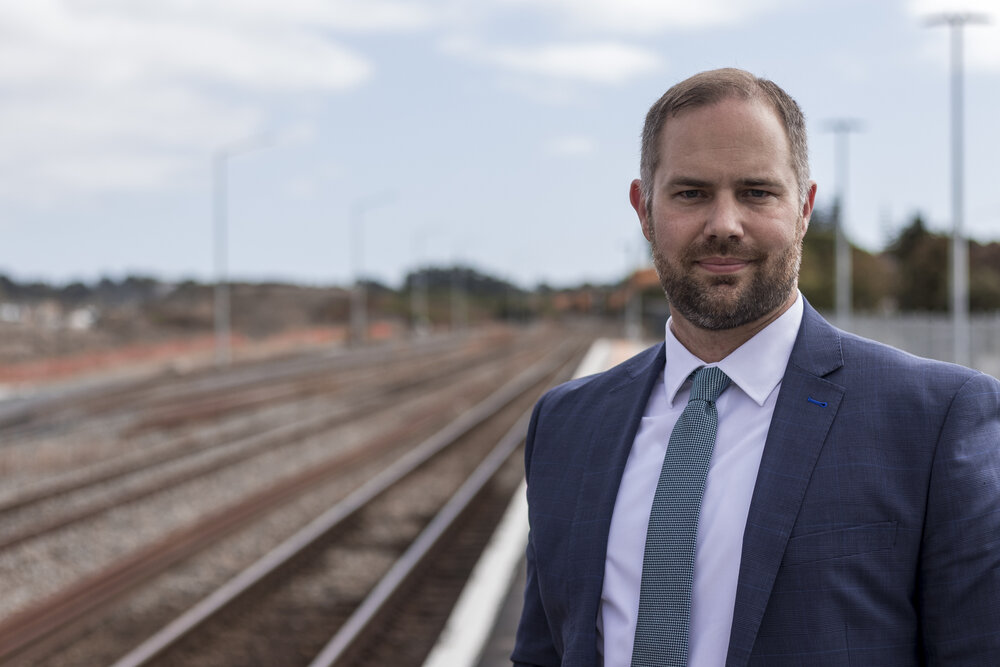 """Greens """"right on track"""" with bold transport plan"""