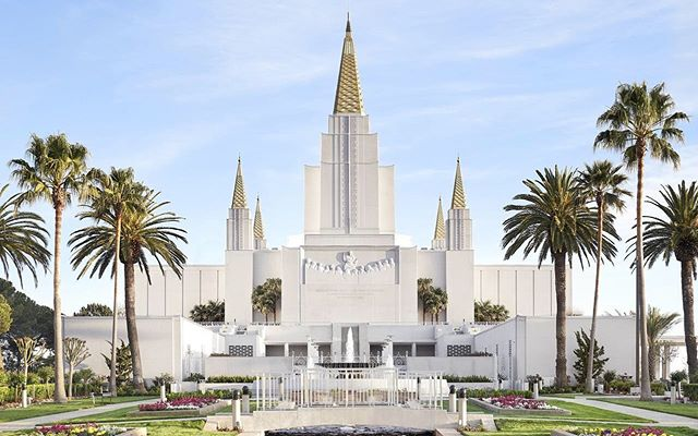 The Oakland California Temple reopens tomorrow, June 25, 2019 for members of the church to do ordinance work. . Schedules and additional info are available using the link in our profile.