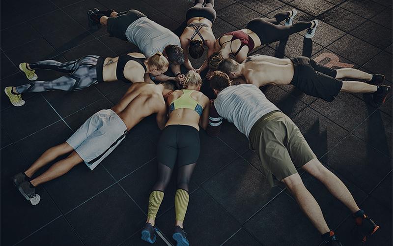 - Group Training & Strength TRAINING Classes