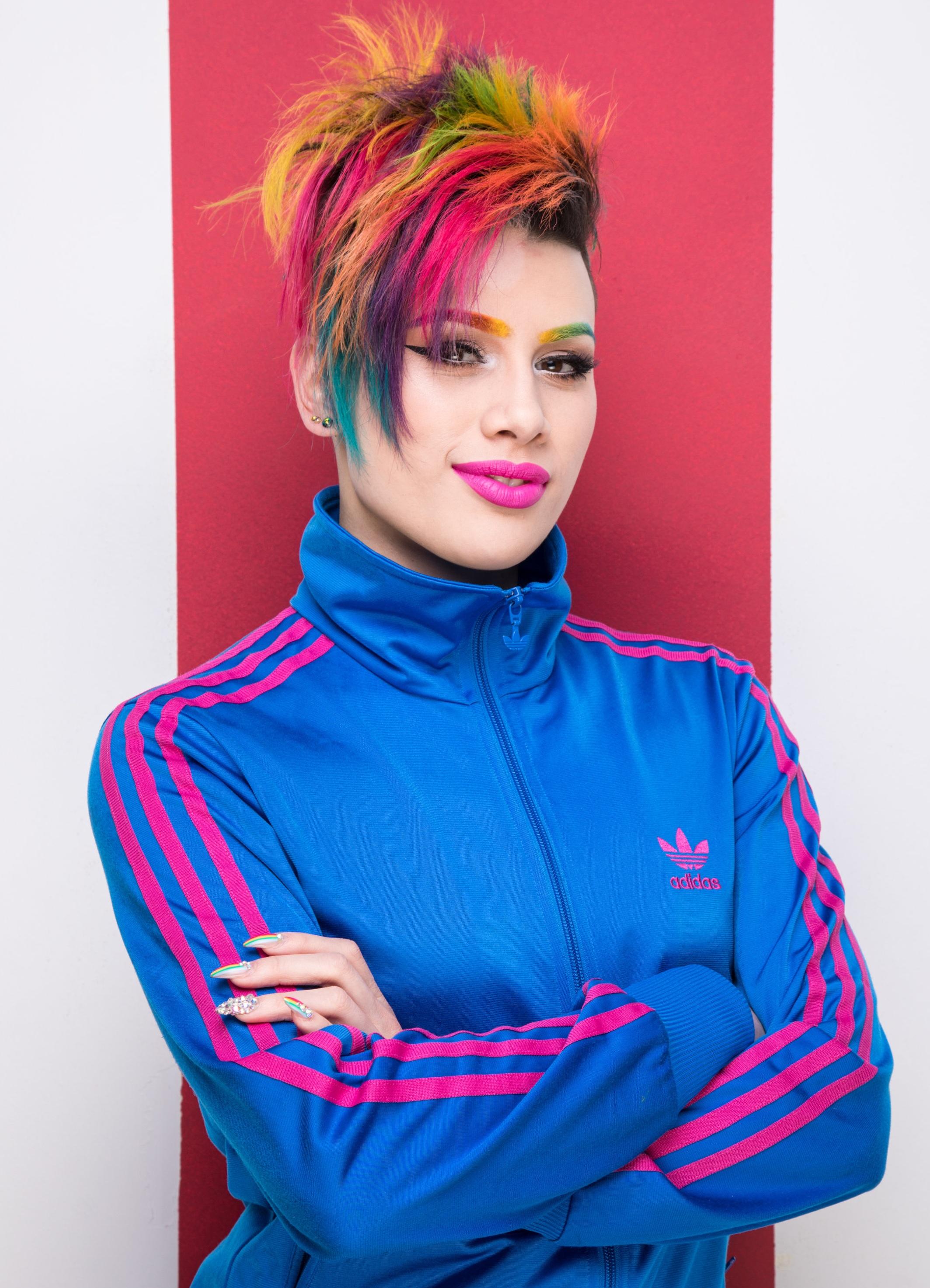 Minx Missminxette reggaeton dance teacher learn to dance melbourne australia
