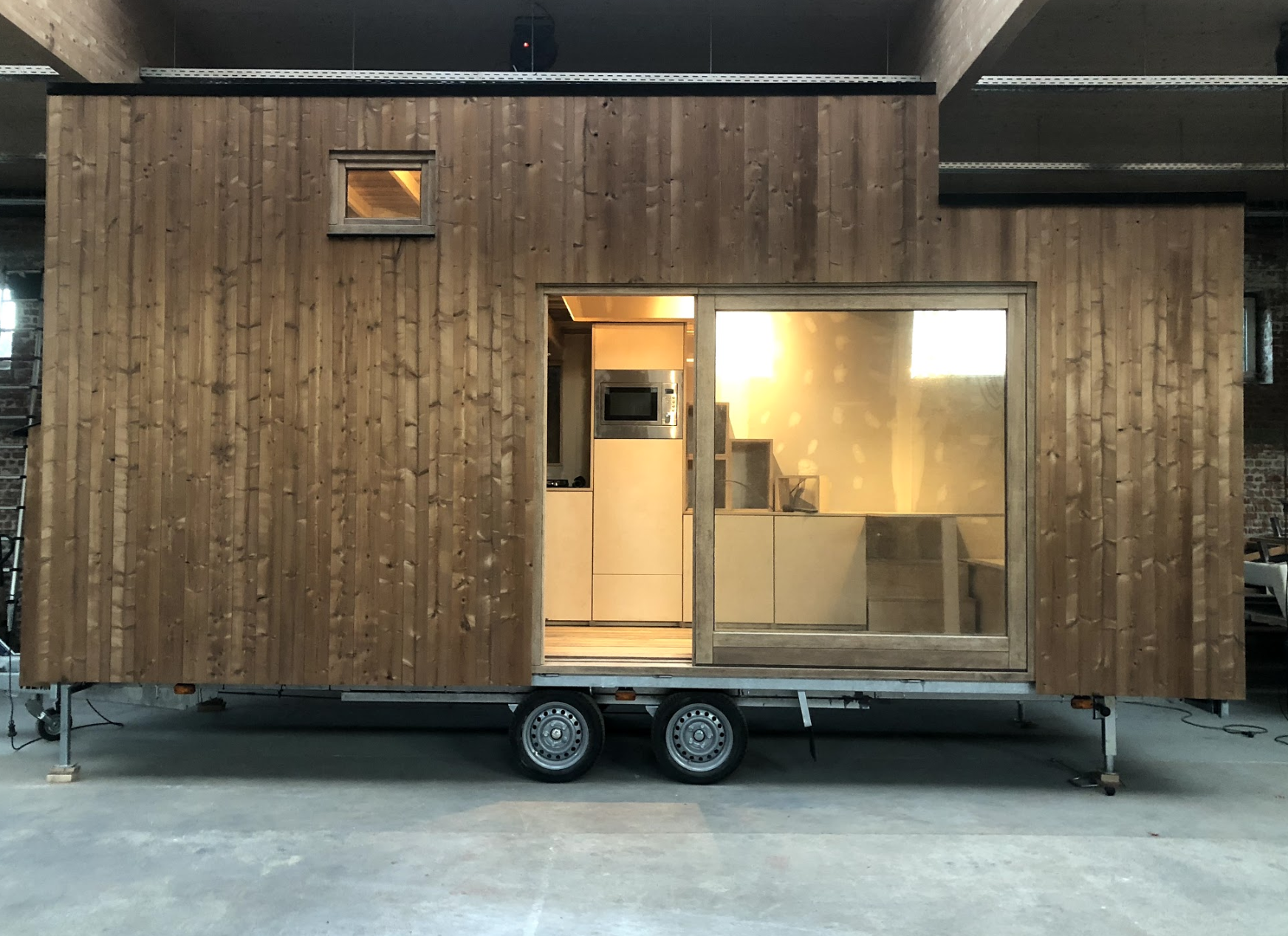 STAMART TINY HOUSE - Now officially for sale.