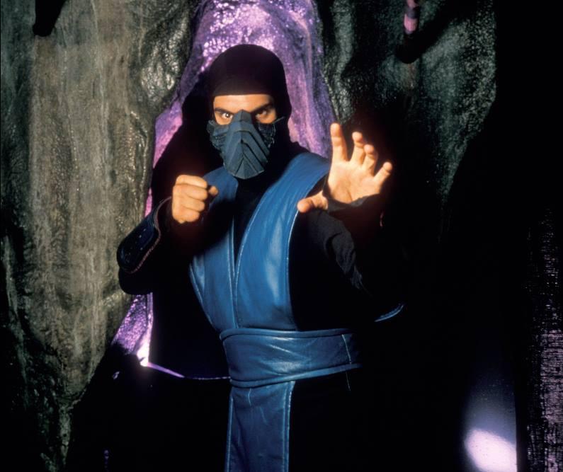 J.J. Perry as Sub-Zero