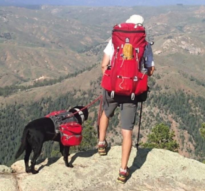 The Colorado Trail.