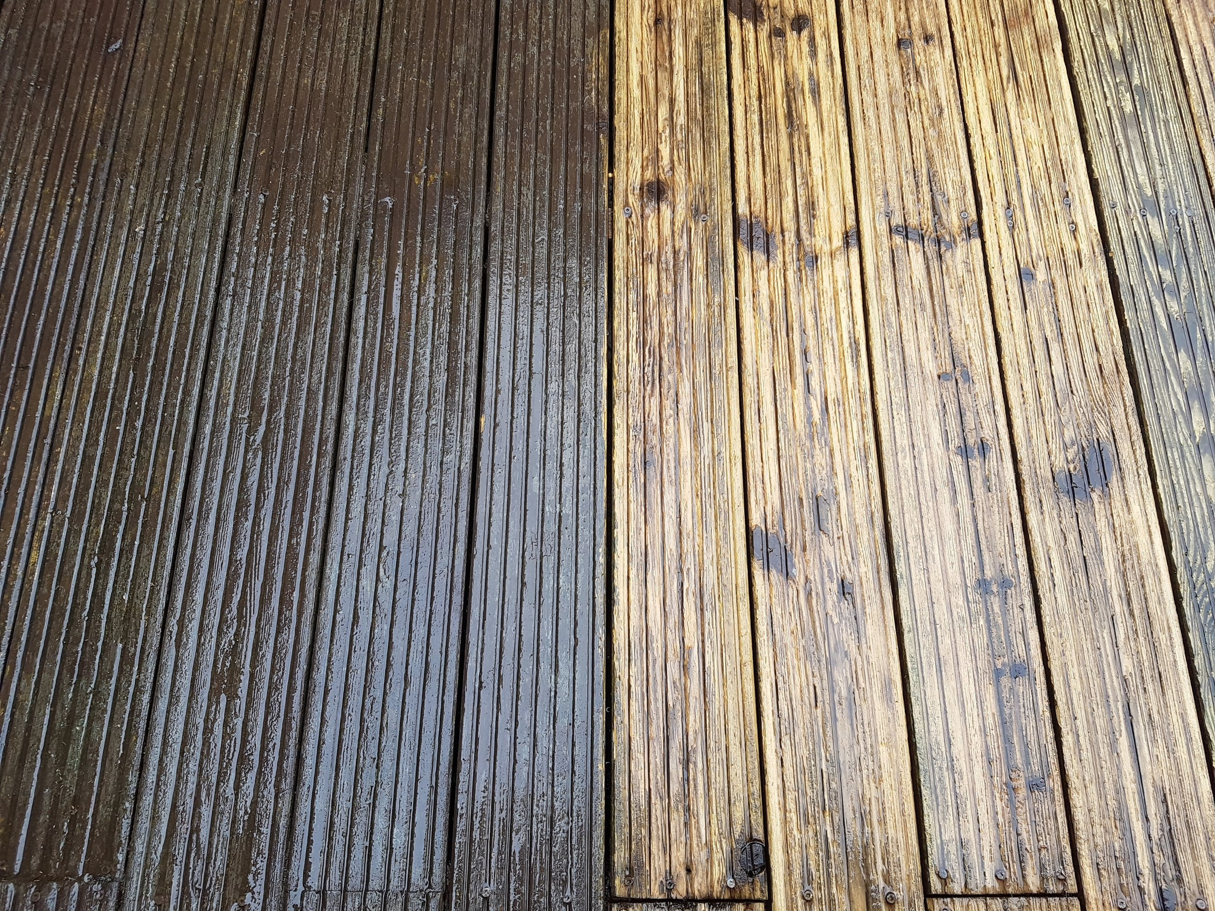 Restoring your decking vastly increases the lifespan of the timber… - Get a free quote now